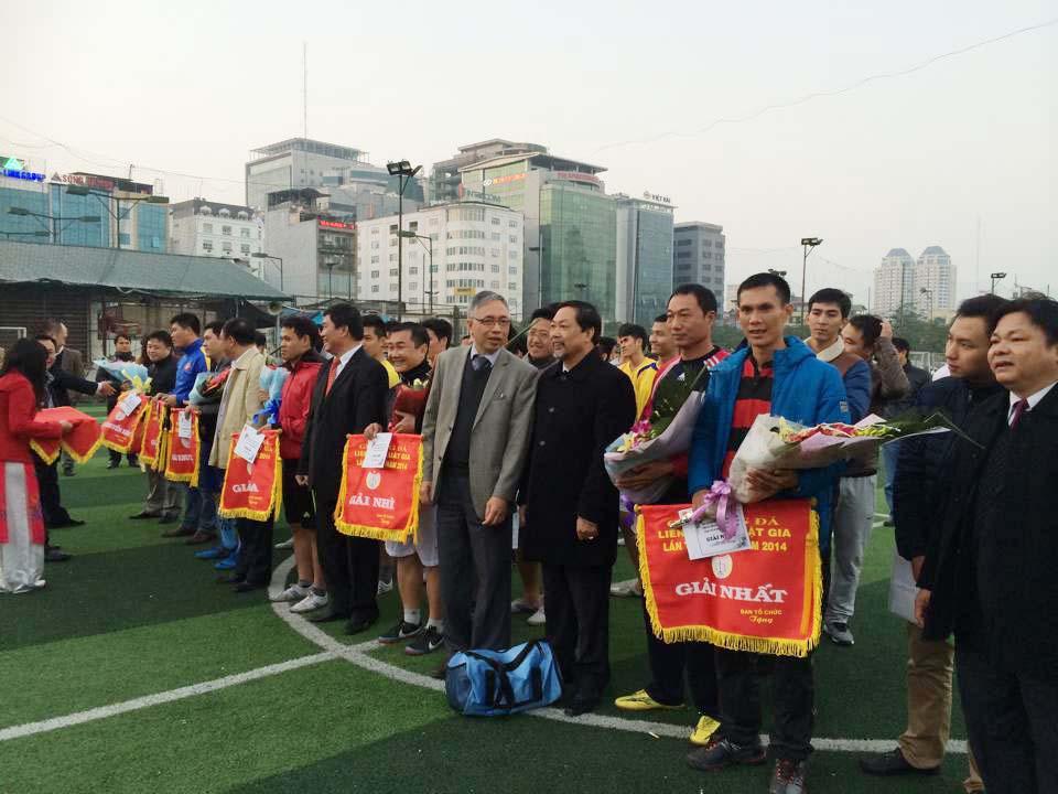 Hội Luật gia TP Hà Nội: Giao lưu văn hóa – thể thao
