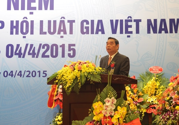 Nhìn lại chặng đường 60 năm xây dựng và phát triển Hội luật gia Việt Nam