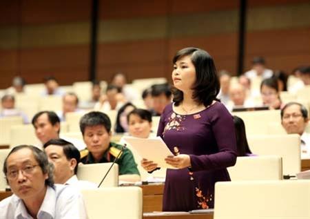 """Quốc hội thảo luận dự án Luật Trưng cầu ý dân: Lắng nghe """"cái lý"""" của ý dân"""