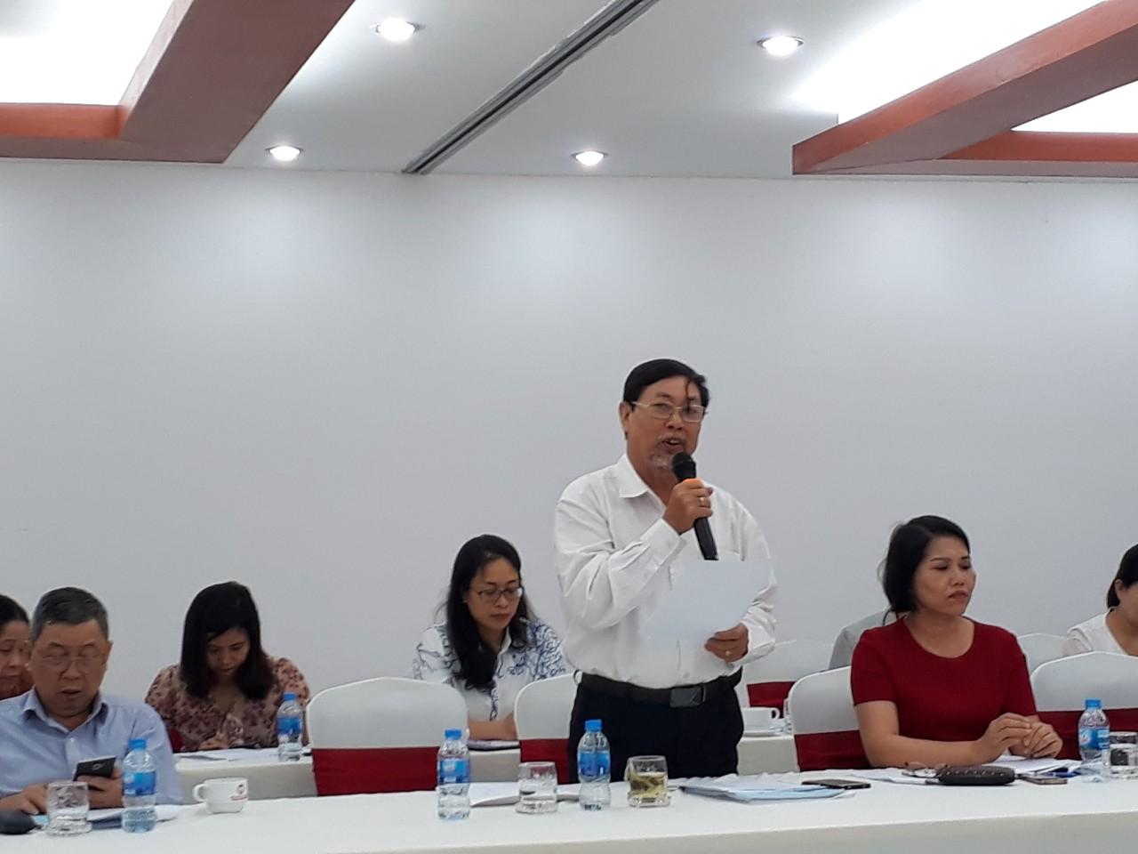 Hội thảo về Báo cáo đánh giá chính sách, pháp luật và mô hình trợ giúp pháp lý cho trẻ em - Ảnh 3
