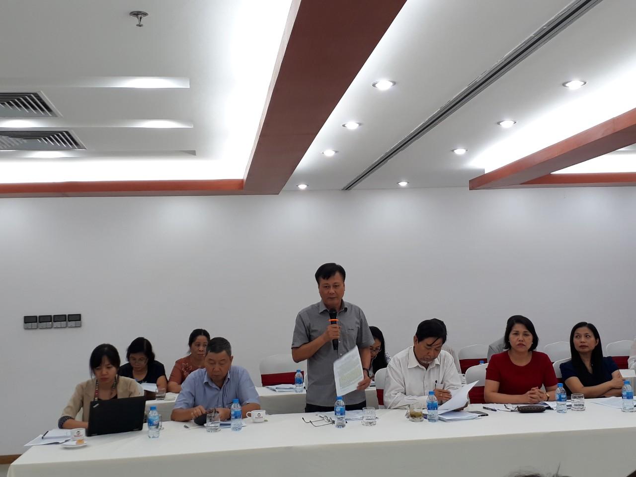 Hội thảo về Báo cáo đánh giá chính sách, pháp luật và mô hình trợ giúp pháp lý cho trẻ em - Ảnh 4