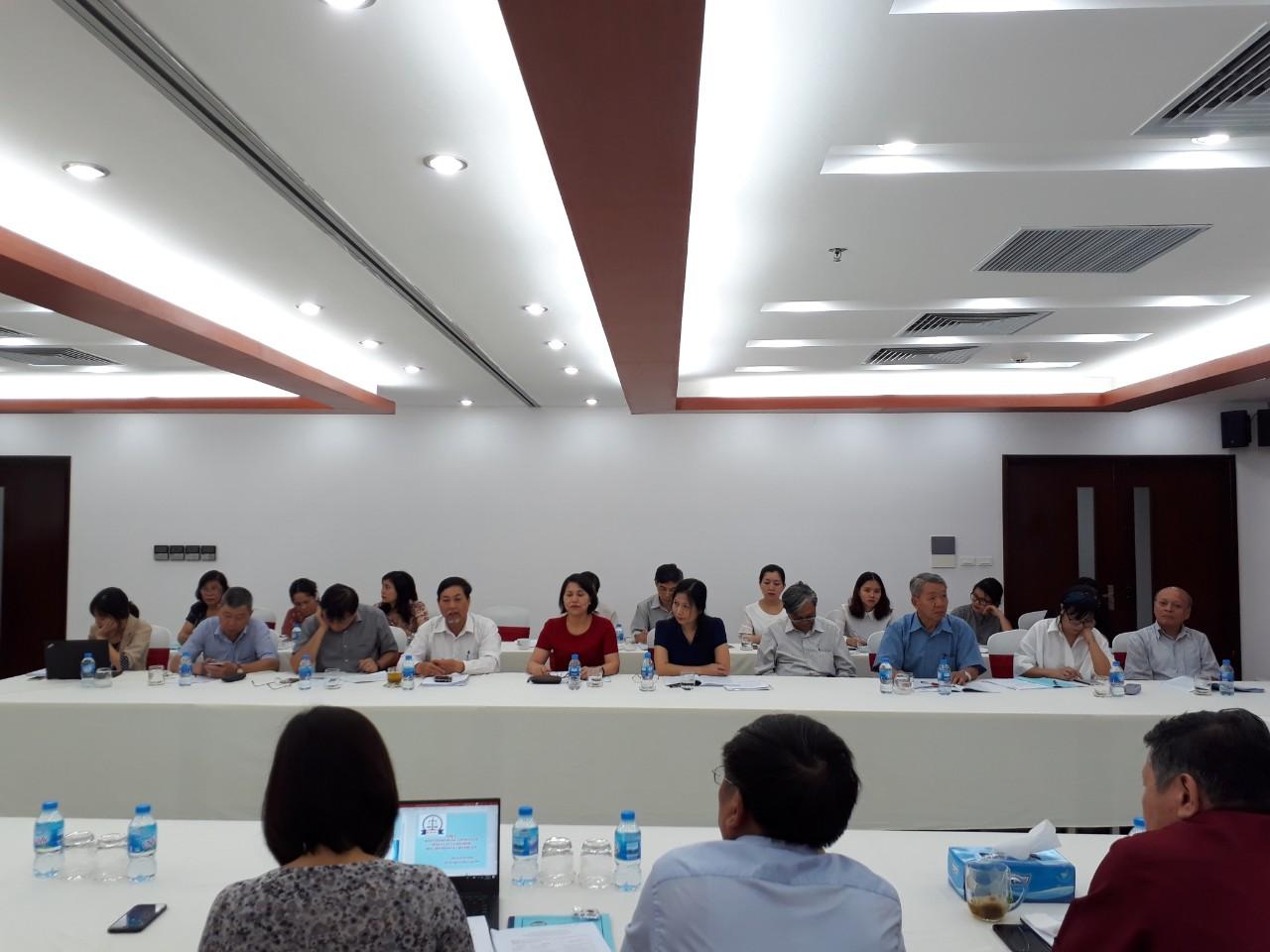 Hội thảo về Báo cáo đánh giá chính sách, pháp luật và mô hình trợ giúp pháp lý cho trẻ em - Ảnh 5