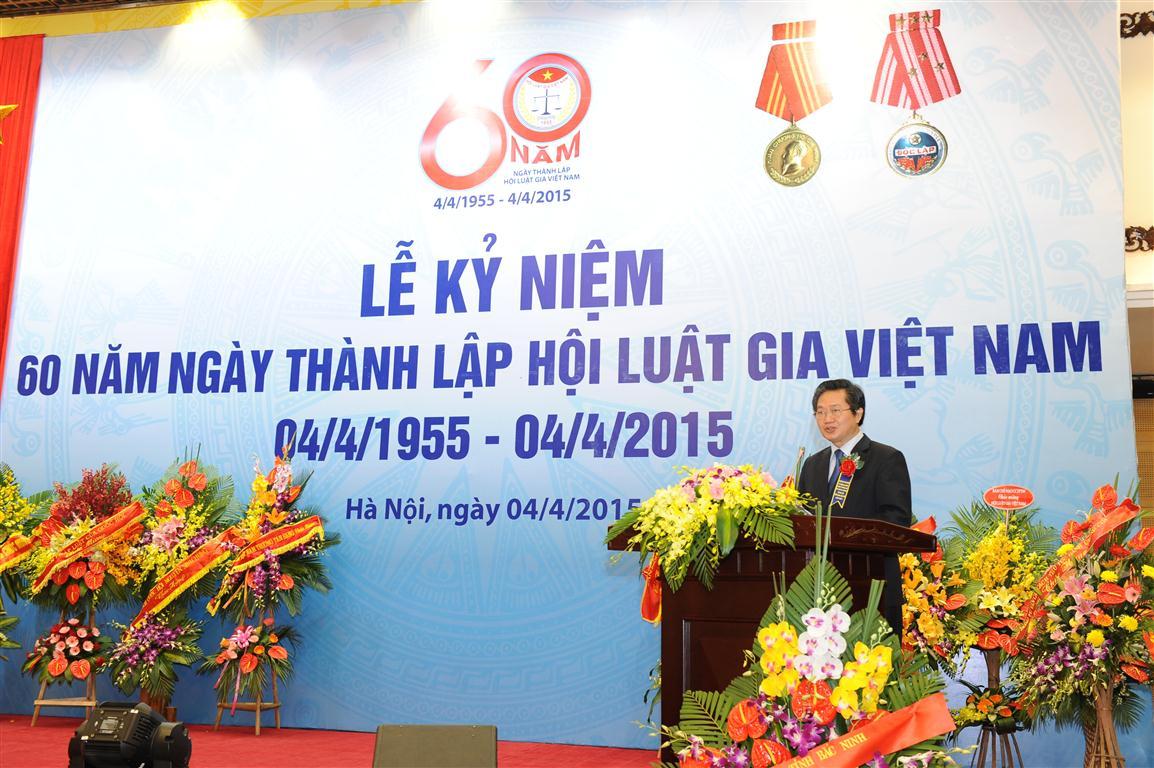 Lễ kỷ niệm 60 năm ngày thành lập Hội và Đại hội điển hình tiên tiến lần thứ II