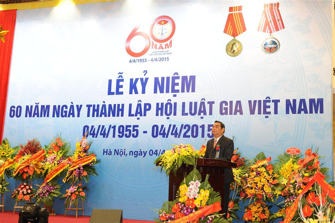 10 sự kiện nổi bật năm 2015 của Hội Luật gia Việt Nam