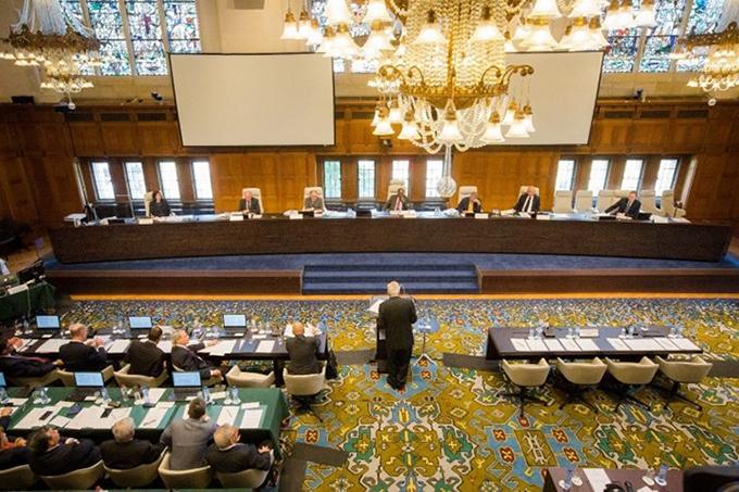Tòa Trọng tài ra phán quyết cuối cùng về vụ Phi-li-pin kiện Trung Quốc liên quan tranh chấp ở Biển Đông