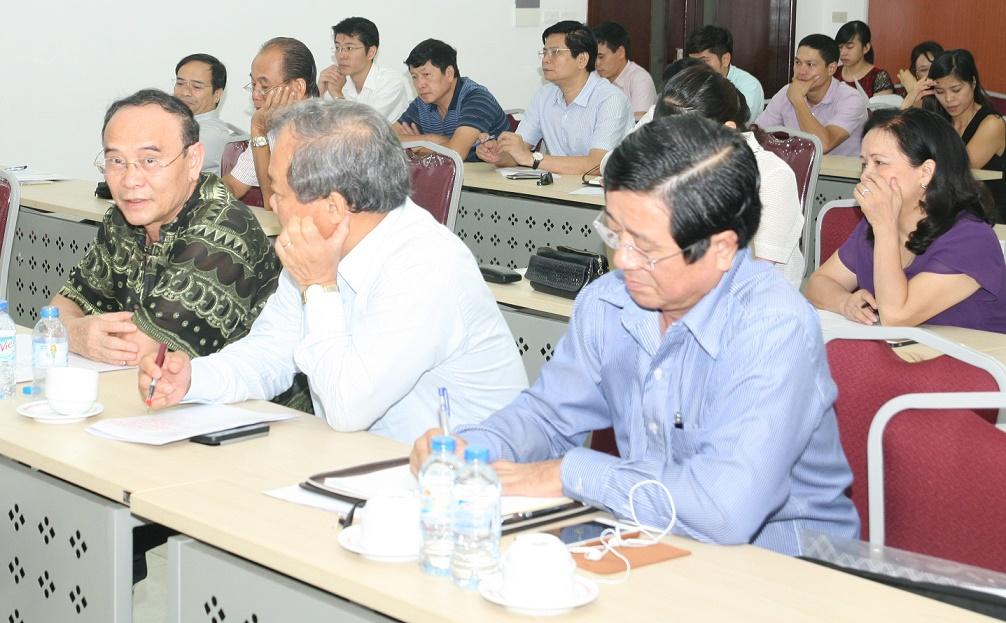 """Trung tâm Trọng tài thương mại Luật gia Việt Nam tập huấn """"kỹ năng trong việc giải quyết tranh chấp thương mại"""""""