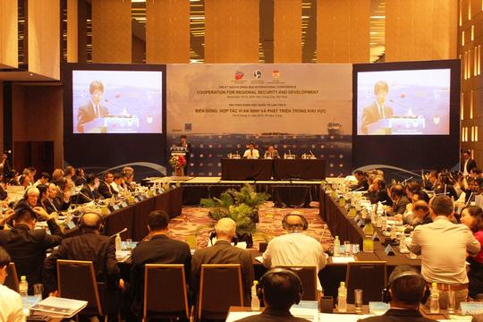 """Hội thảo khoa học quốc tế về Biển Đông lần thứ tám: """" Biển Đông: Hợp tác vì an ninh và phát triển khu vực"""""""