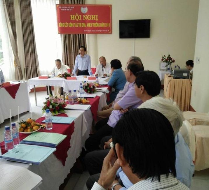Hội nghị Tổng kết thi đua cụm số 4 các tỉnh Đông Nam Bộ: Cần tiếp tục quán triệt thực hiện tốt chủ trương của Đảng, chính sách pháp luật của Nhà nước.