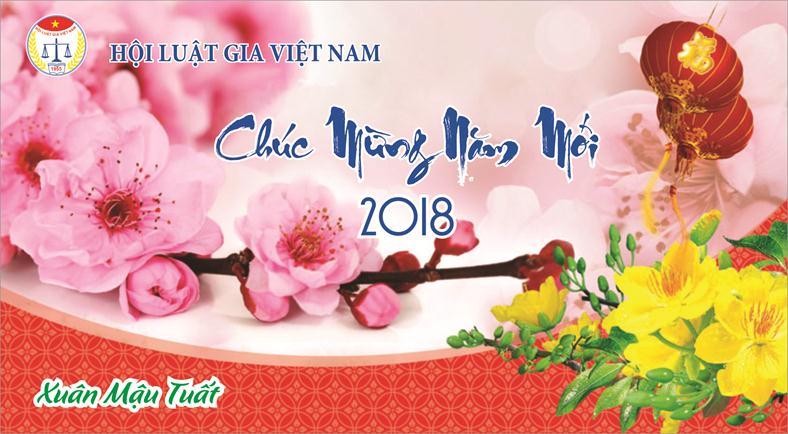 Thư chúc tết của Chủ tịch Hội Luật gia Việt Nam