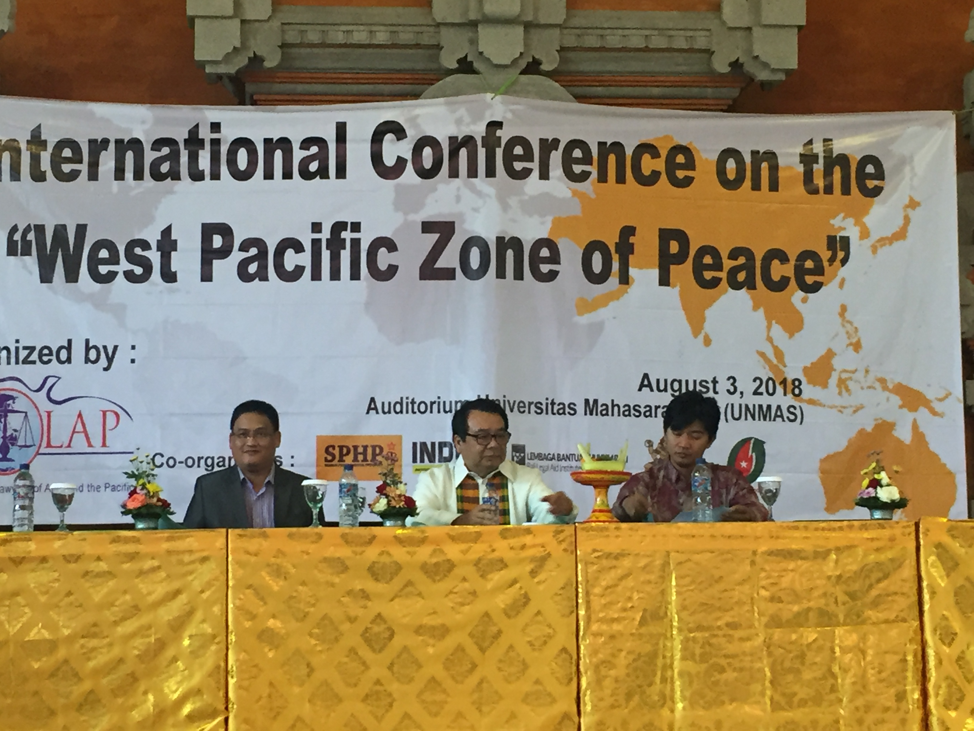 Hiệp hội Luật gia Châu Á - Thái Bình Dương kêu gọi giải pháp hoà bình cho vấn đề Biển Đông