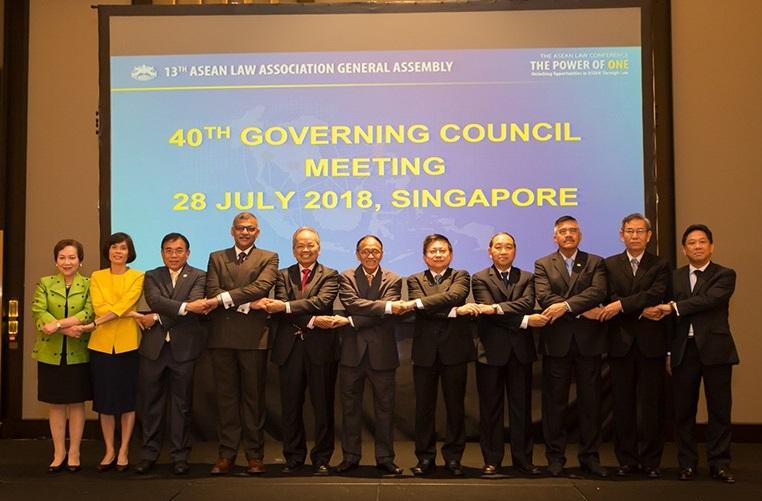 Đại hội lần thứ 13 Hiệp Hội Luật gia các nước ASEAN (ALA)