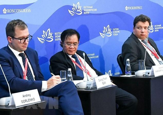 Việt Nam tham luận tại Diễn đàn Kinh tế Phương Đông