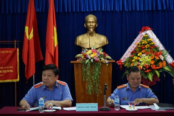 Chi hội Luật gia Viện Kiểm sát Nhân dân thành phố Đà Nẵng gắn công tác Hội với hoạt động chuyên môn, nghiệp vụ