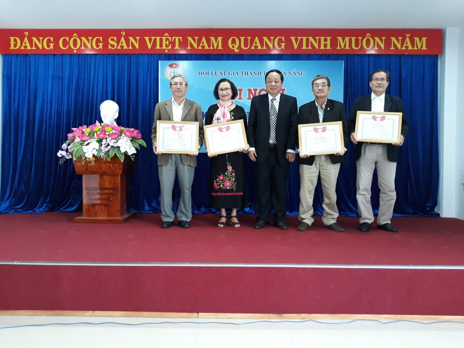 Hội Luật gia thành phố Đà Nẵng tập trung hoàn thành 11 chương trình công tác trọng tâm năm 2019