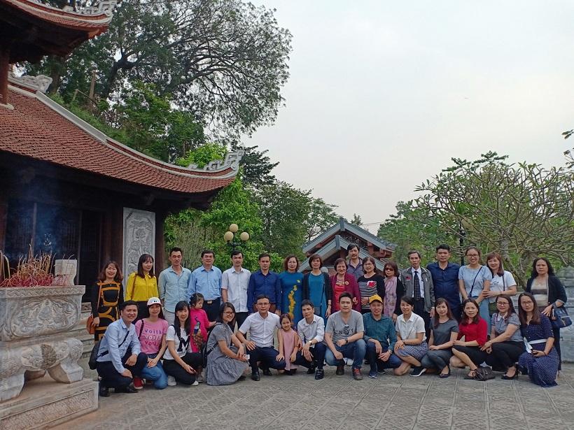 Hội Luật gia Việt Nam tổ chức về nguồn tại hai tỉnh Tuyên Quang và Thái Nguyên