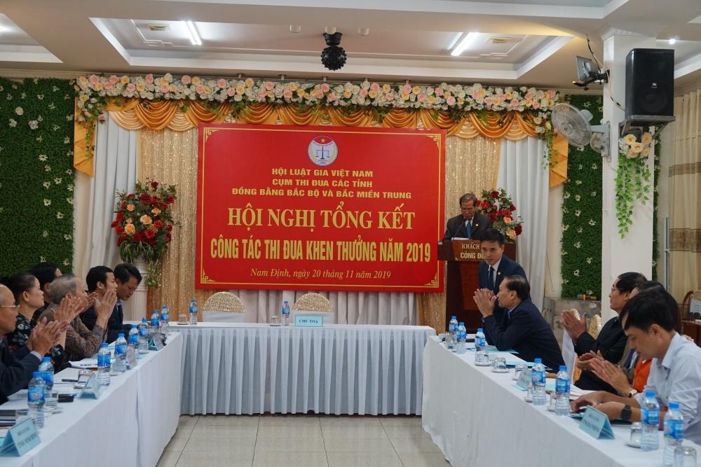 Cụm thi đua các tỉnh, thành phố Đồng bằng Bắc bộ và Bắc miền Trung  tổng kết công tác thi đua, khen thưởng năm 2019