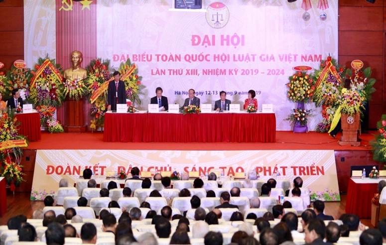 10 sự kiện tiêu biểu năm 2019 của Hội Luật gia Việt Nam