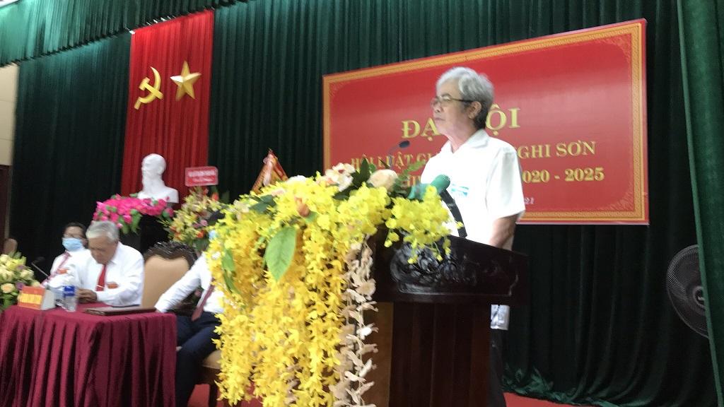 Đại hội Hội Luật gia thị xã Nghi Sơn lần thứ III, nhiệm kỳ 2020 - 2025